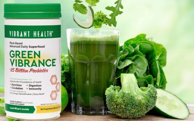 Green Vibrance Smoothie