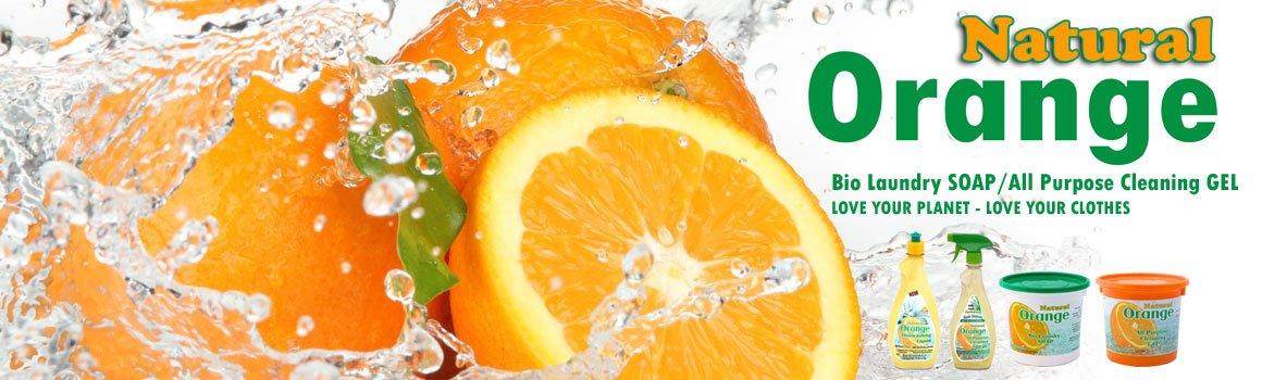 Natural Orange