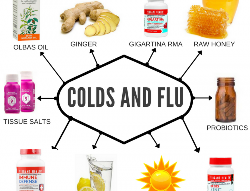Useful Tips To Help You Fight Colds And Flu