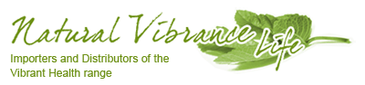 Natural Products Online | Natural Vibrance Life Logo